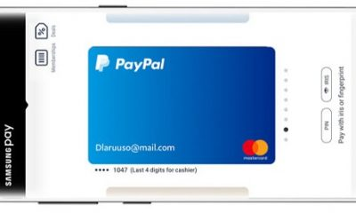 Come associare un account PayPal a Samsung Pay