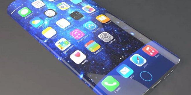iphone curvo touchless