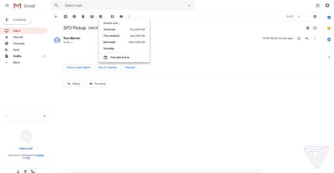 Gmail si rifà il trucco: ecco cosa cambia e quando sarà presentata