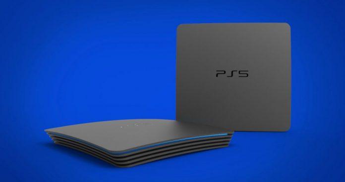 PS5 2020 Sony