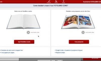 Stampare fotolibri online con i propri scatti digitali