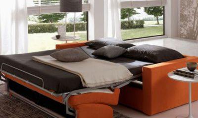 I vantaggi del divano letto su misura