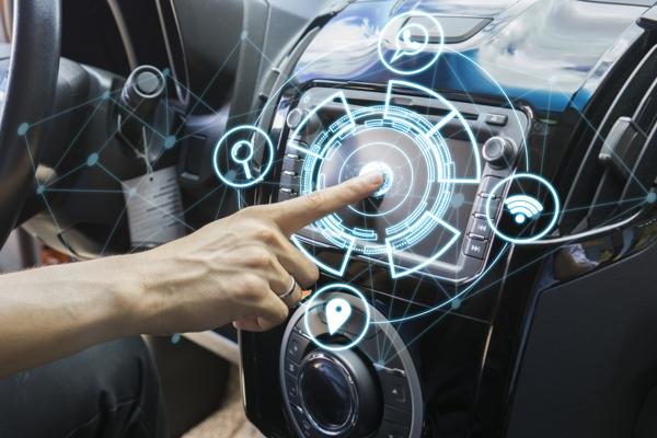 Auto ad alta tecnologia